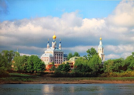 Санаксары монастырь в Мордовии