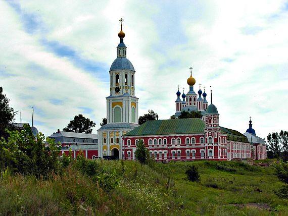 Санаксары монастырь