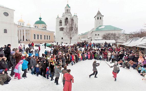 Событийный туризм в России