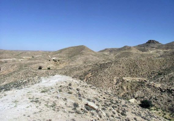 Тунис. Путешествие в Сахару