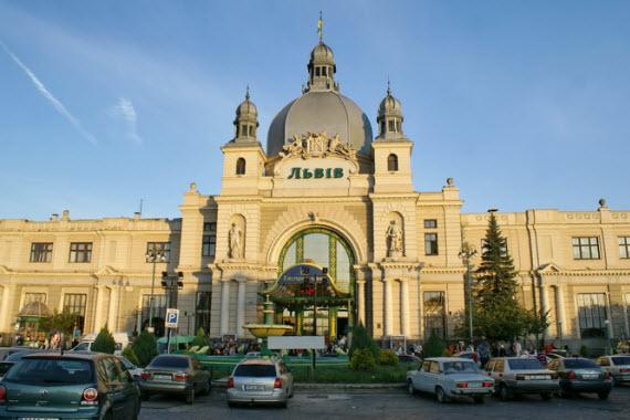 Туристические города Украины. Львов