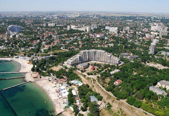 Туристические города Украины. Одесса
