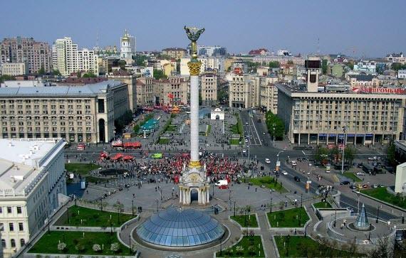Туристические города Украины