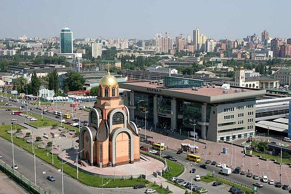 Украина туристическая