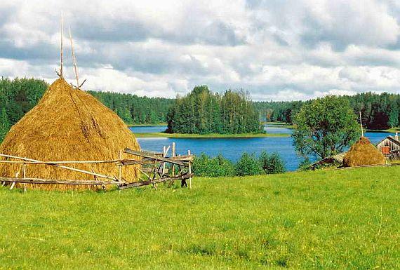 Замечательный деревенский туризм
