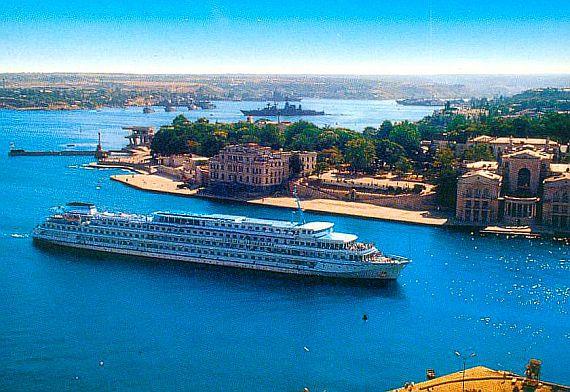 порт севастополь