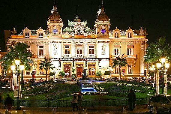 Casino de Monte Carlo (Монако)