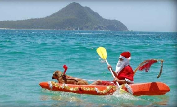 Где можно провести новогодние каникулы