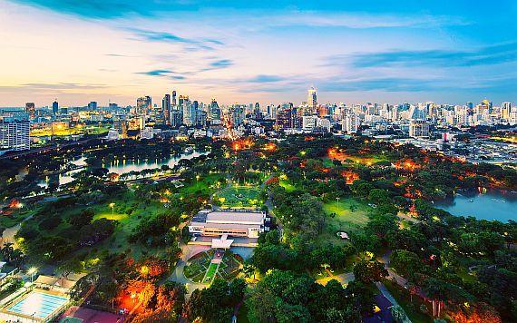 Города Тайланда. Бангкок