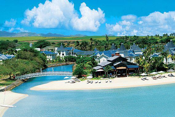 Маврикий. Курортный городок Бель-Омбр
