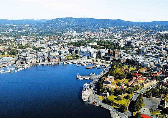Осло столица Норвегии