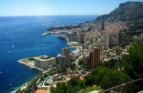 Отдых в Монако