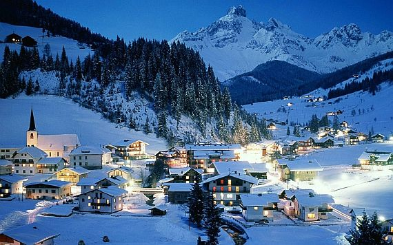 Отдых зимой, горнолыжный и экзотический