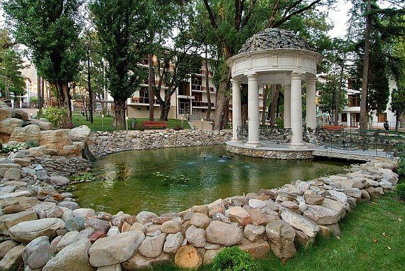 Отель Приморье в Геленджике