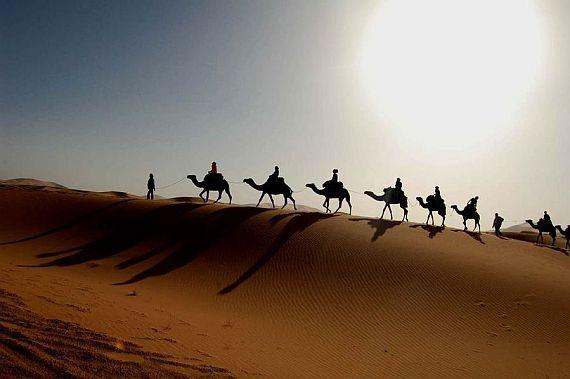 Путешествие по Западной Сахаре