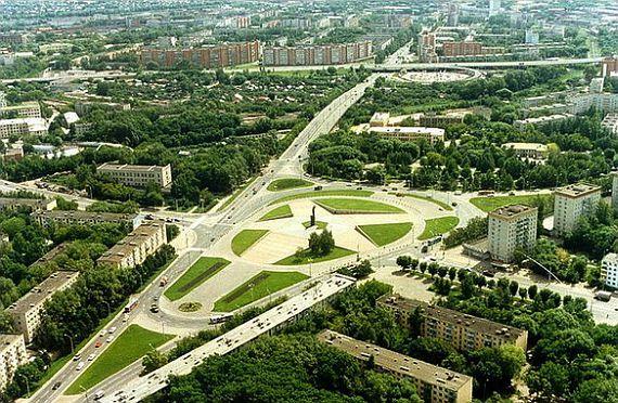 Россия. Город Пенза