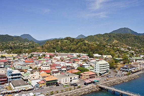 Столица Барбадоса - Бриджтаун