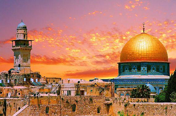 Туристические поездки в израиль