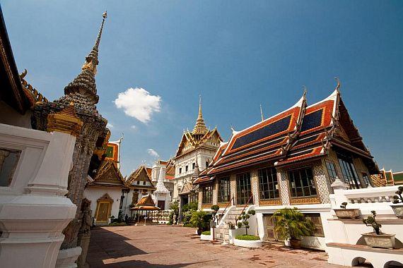 Ват Пхо - Храм Лежащего Будды