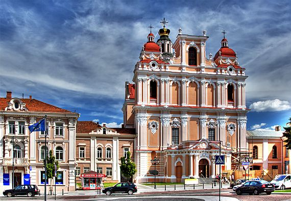 Вильнюс столица Литвы