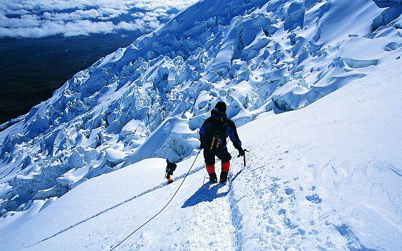 Альпинизм фото