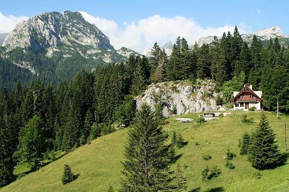 Биоградская гора в Черногории