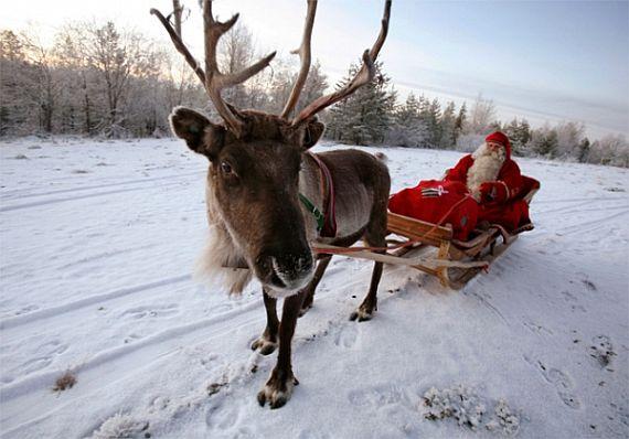Финляндия отдых с детьми зимой
