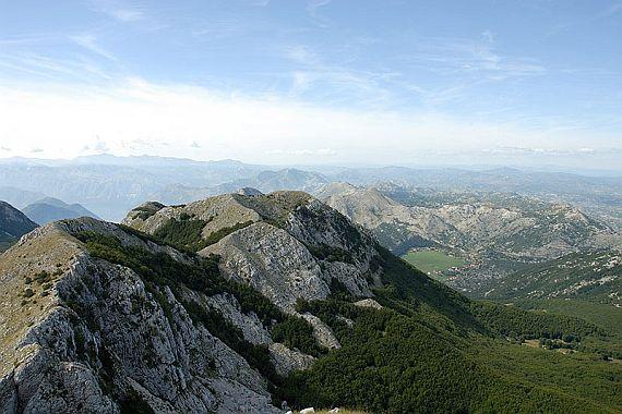 Гора Ловчен - национальный парк
