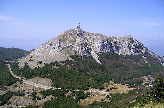 Гора Ловчен