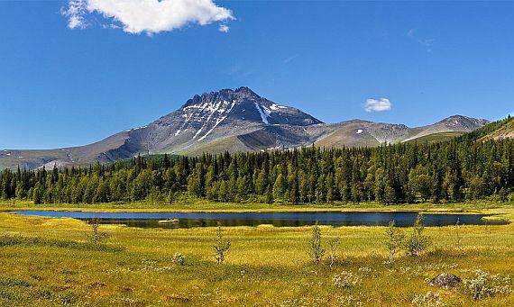 Гора Манарага. Пешие прогулки