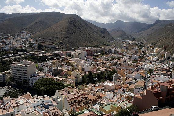 Город Ла Гомера