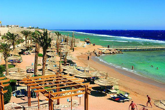 Известный курорт Египет