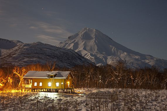 Камчатка отдых, альпинизм