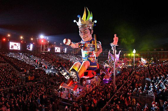 Карнавал, Рио-де-Жанейро