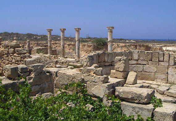Кипр, земля Афродиты