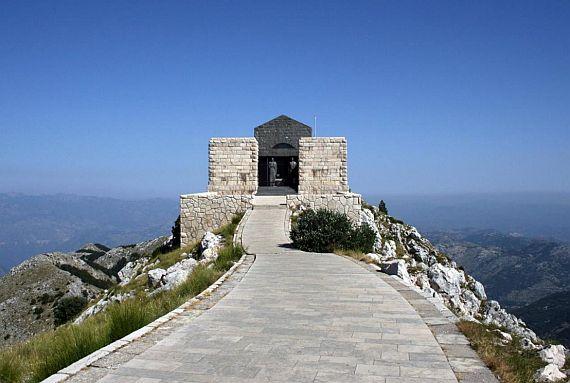 Мавзолей Негоша. Черногория