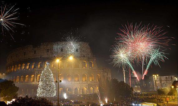 Отдых в январе в Италии