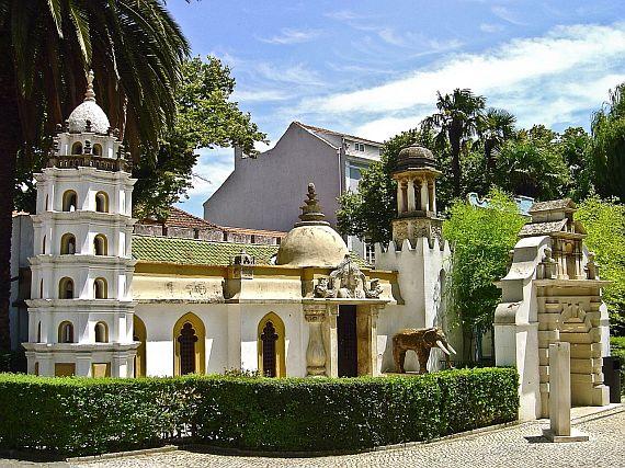 Португалия. Коимбра