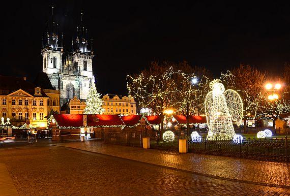 Прекрасная Чехии