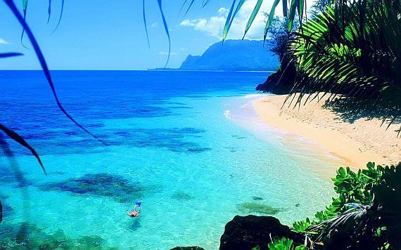Райский пляжный отдых