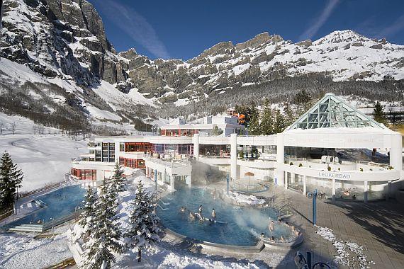 Швейцария, отдых зимой
