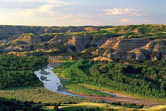 Северная Дакота