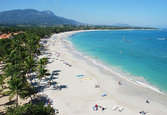 Северное побережье Доминиканы