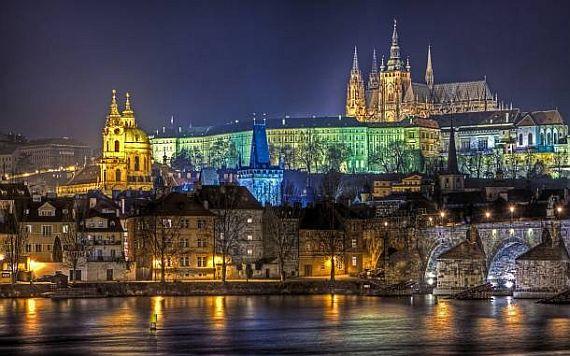 Свадебное путешествие, Прага
