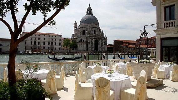 Свадебное путешествие, Венеция