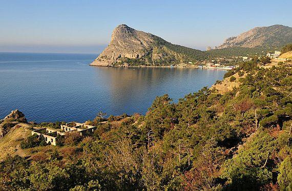 Туризм в Крыму, отдых в Судаке
