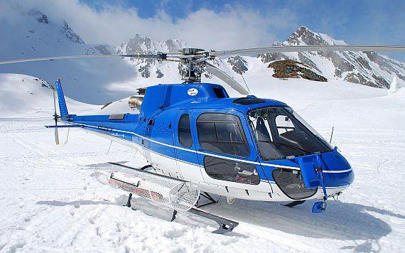 Вертолетное катание