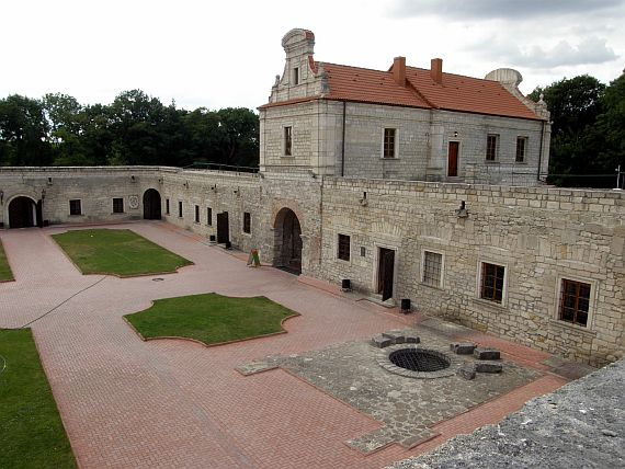Збаражский замок, Тернопольская область