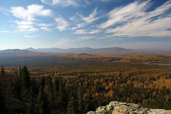 Зюраткуль Челябинская область