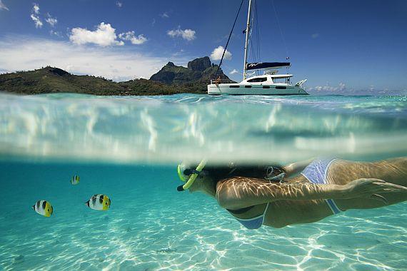Активный отдых на воде